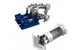 Применения частотного преобразователя в системах насосов и вентиляции