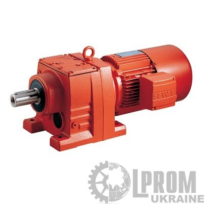 R07DT56M4 Цилиндр.мотор-редуктор Р=90Вт, 34об/мин, цельный вал 20X40мм