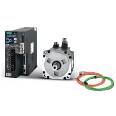Siemens V90 0.75кВт 3.58Нм 2000об/мин