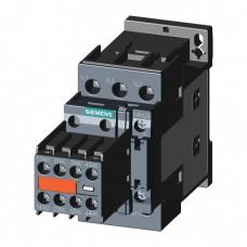 Siemens 11 кВт 25 А 110 В упр.AC 1NO 1NC
