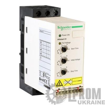 Устройство плавного пуска Schneider ATS01 3 А 1.1 кВт ATS01N103FT