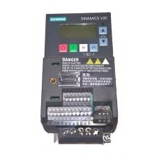 Siemens V20 220В 0,37 кВт