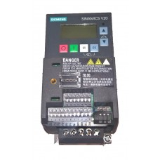 Siemens V20 220В 0,55 кВт