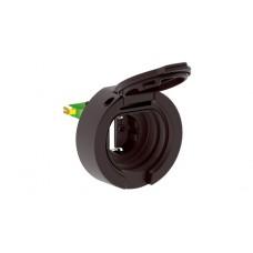 Зарядная штепсельная розетка с защитным контактом Немецкая система