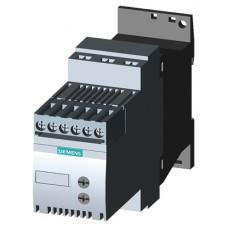 Siemens 3RW30 5.5 кВт 12.5 А