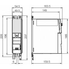 SEW-Eurodrive MC07 380В 0.37 кВт