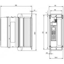 SEW-Eurodrive MDX61B 380В 11 кВт