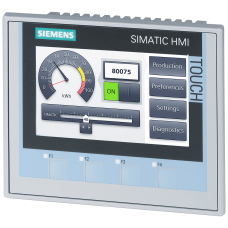 Siemens TP400 Comfort HMI Panel 4.3 дюйма