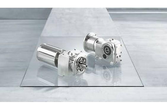 Мотор-редукторы из нержавеющей стали
