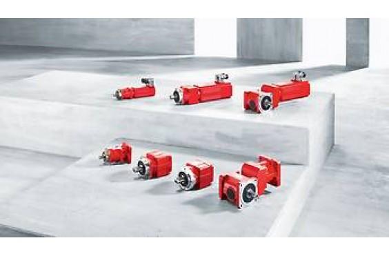 Мотор-редукторы с серводвигателем